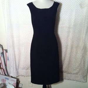 Maggy London Stretch Midi Dress